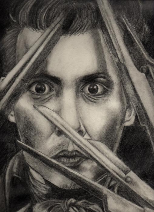 Johnny Depp by Epona